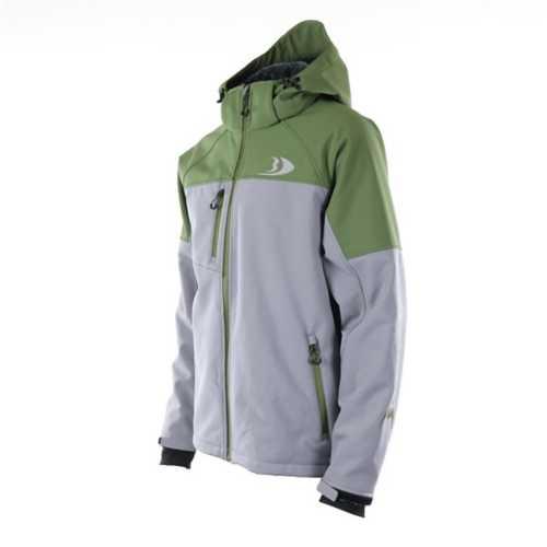 Charcoal/Green