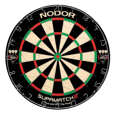 Nodor SupaMatch 2 Bristle Dartboard
