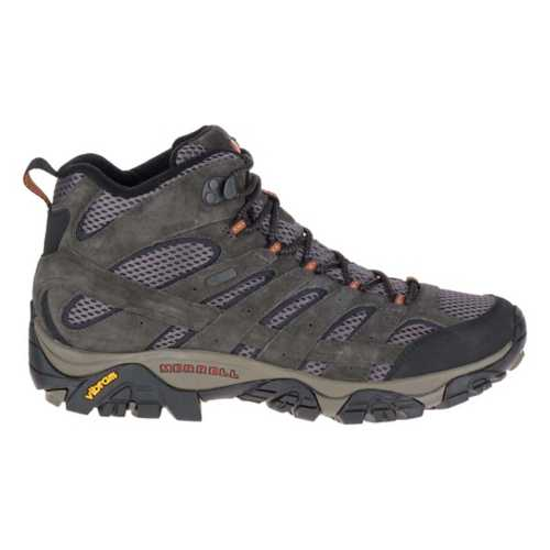 Men's Merrell Moab 2 Mid Waterproof Hiking Boots