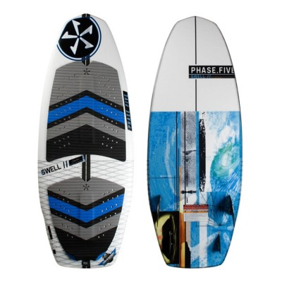 "Phase Five Swell 58"" Wakesurf Board"