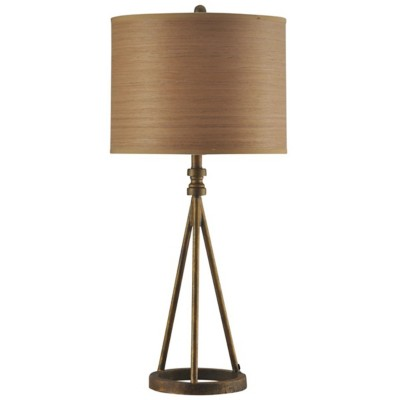 StyleCraft Home Collection Iron Table Lamp