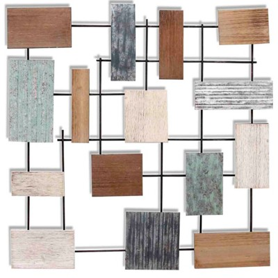 StyleCraft Home Collection Synthesize | Alternative Transitional Wall Sculpture