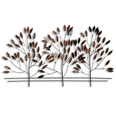 Stylecraft Home Collection Auburn Trees Wallart