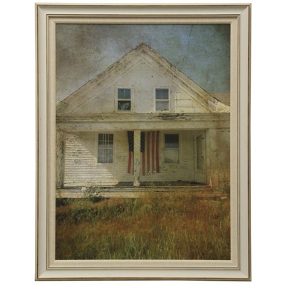 StyleCraft Home Collection Old Glory Wall Art