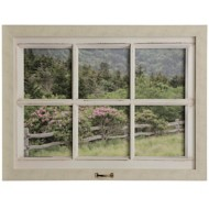 StyleCraft Home Collection On Roan Mountain Print Framed Under Glass