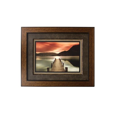 StyleCraft Home Collection Framed print under glass of Ullswater