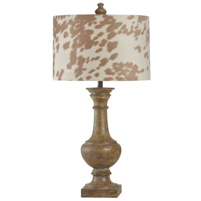 StyleCraft Home Collection Baluster Design Table Lamp
