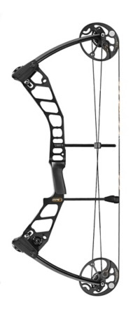 Mission Archery Hype DTX Compound Bow Package