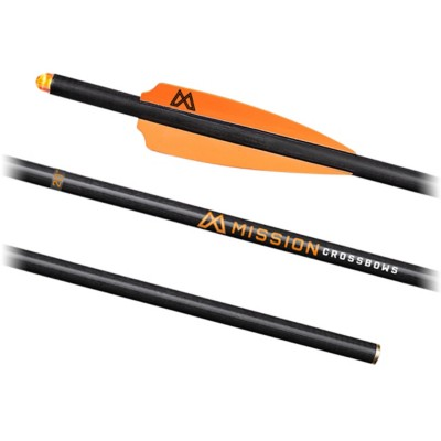 "Mission Archery 20"" Crossbow .001 Premium Lighted Bolts"