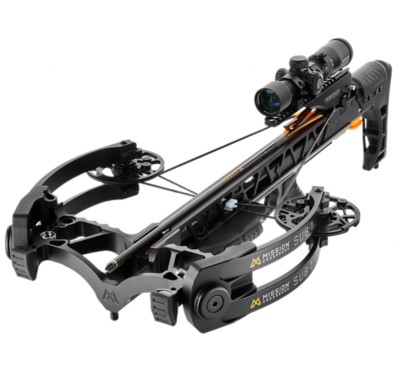 Mission Archery Sub-1 Crossbow Pro Package With Case' data-lgimg='{