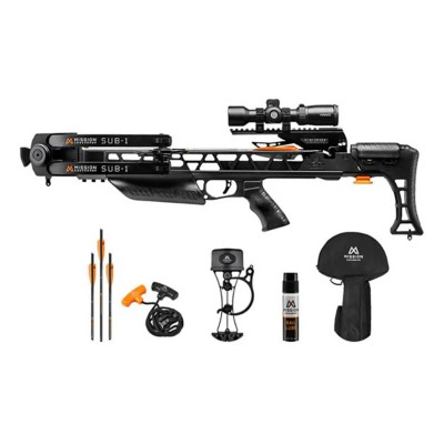 Mission Archery Sub-1 Crossbow Pro Package With Case