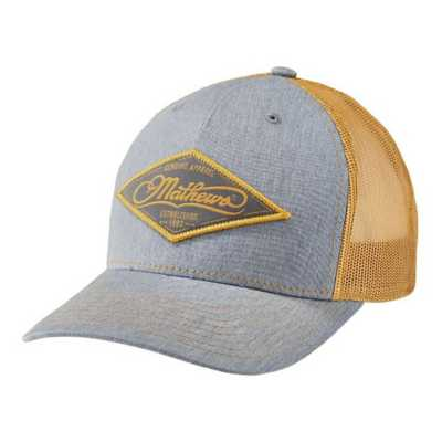 Mathews Diamond Cap