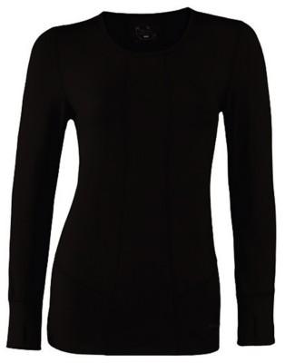 Women's Terramar Climasense 2.0 Cloudnine Scoop Baselayer Long Sleeve Shirt