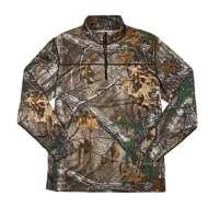 Terramar Military Fleece 1/4 Zip Shirt