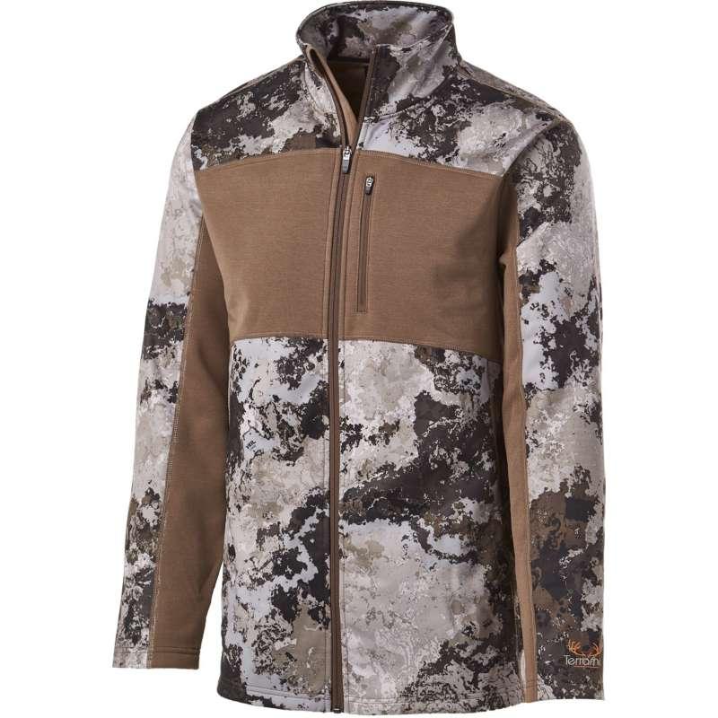 Men's Terramar Beast Predator Full Zip Jacket