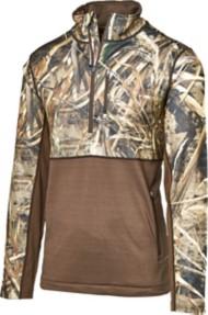 Men's Terramar Delta Marsh Wader Half Zip Shirt