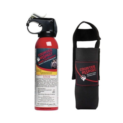 Counter Assault Bear Deterrent Spray with Holster' data-lgimg='{