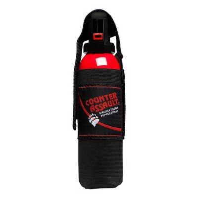 Counter Assault 8.1 oz Bear Deterrent with Belt Holster 2 Pack