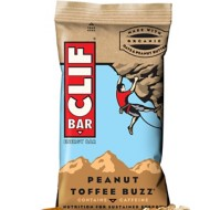 CLIF® Peanut Toffee Buzz Bar