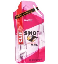 CLIF® Razz® Shot Energy Gel