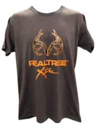 Men's Realtree Xtra Logo Short Sleeve Tee