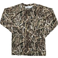 Youth RZ Oudoors Long Sleeve Camo T-Shirt