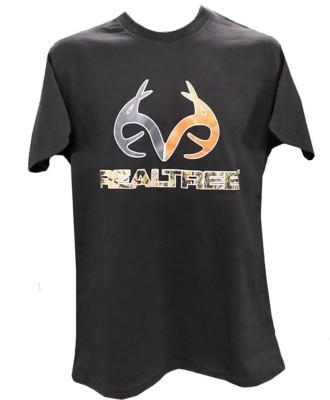 Men's Realtree Logo Short Sleeve Tee