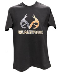 Men's Realtree Logo Short Sleeve Tee