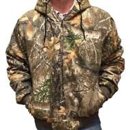 Men's Realtree Heavyweight Insulated Jacket
