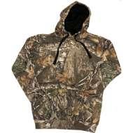 Bell Ranger Adult Pullover Camo Fleece Hoodie