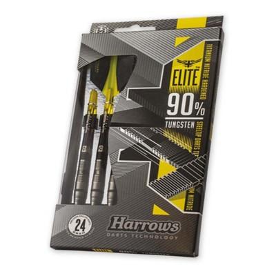 Harrows Elite 24gr Steel Tip Darts