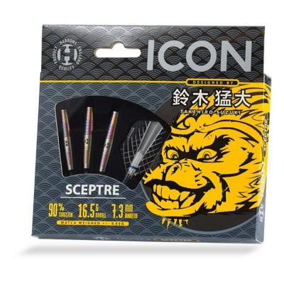 Harrows Icon Sceptre 18gr Soft Tip Darts