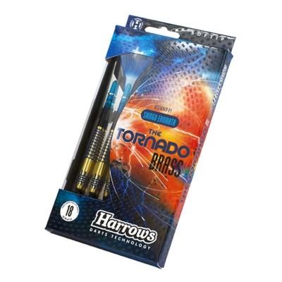 Harrows Tornado Brass 18gr Soft Tip Darts