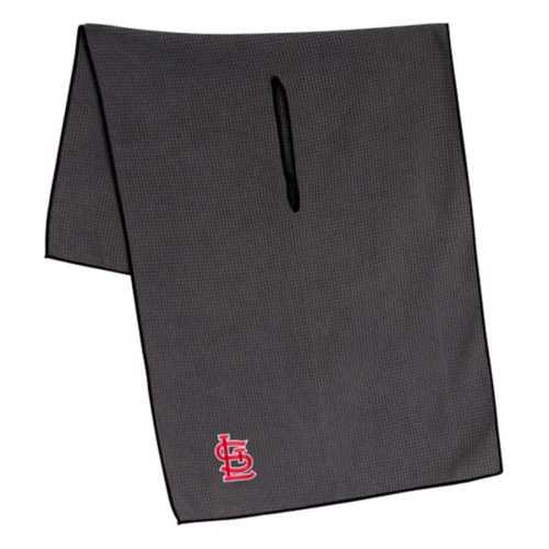 Team Effort St. Louis Cardinals Waffle Microfiber Golf Towel