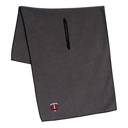 Team Effort Minnesota Twins Waffle Microfiber Golf Towel