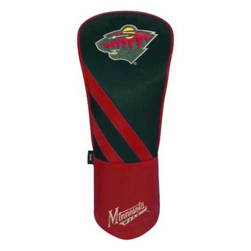 Team Effort Minnesota Wild Driver Headcover