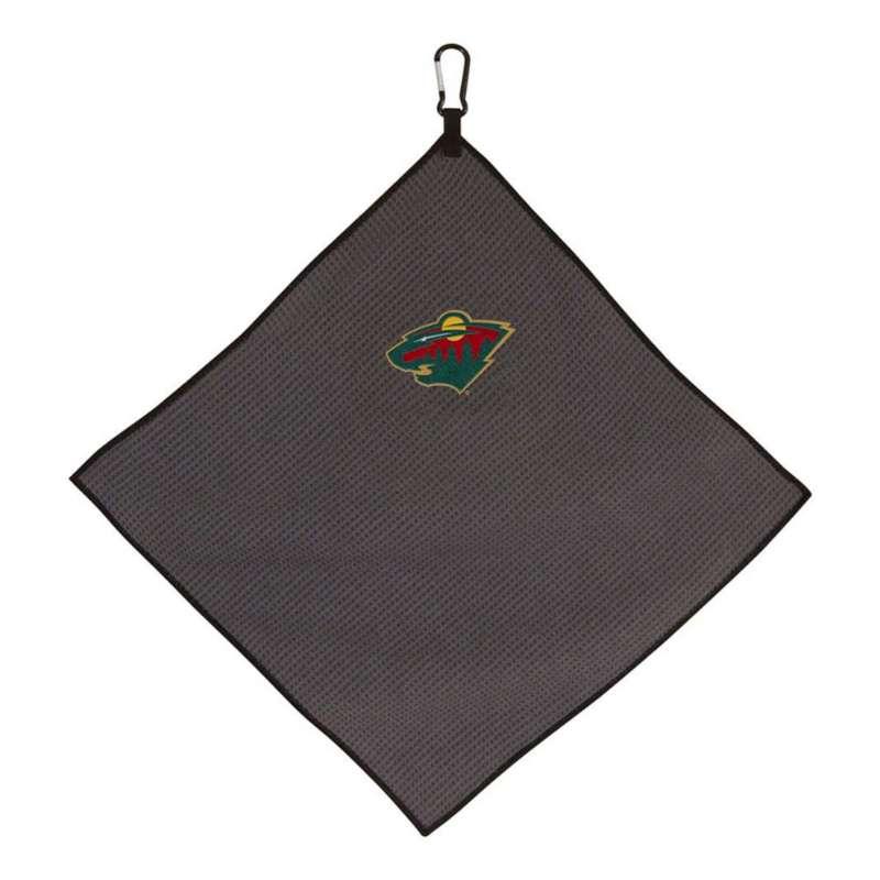 Team Effort Minnesota Wild Microfiber Golf Towel