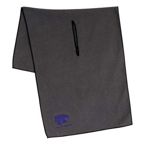 Team Effort Kansas State Wildcats Waffle Microfiber Golf Towel