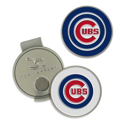 Team Effort Chicago Cubs Hat Clip and Markers