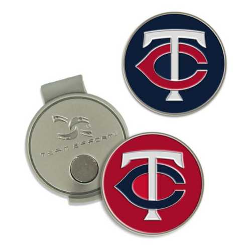 Team Effort Minnesota Twins Hat Clip and Markers
