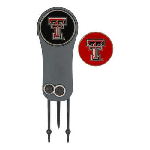 Team Effort Texas Tech Red Raiders Switchblade Repair Tool and Markers