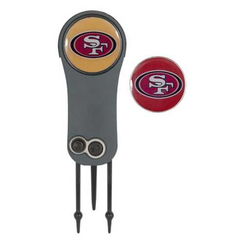 Team Effort San Francisco 49ers Switchblade Repair Tool and Markers