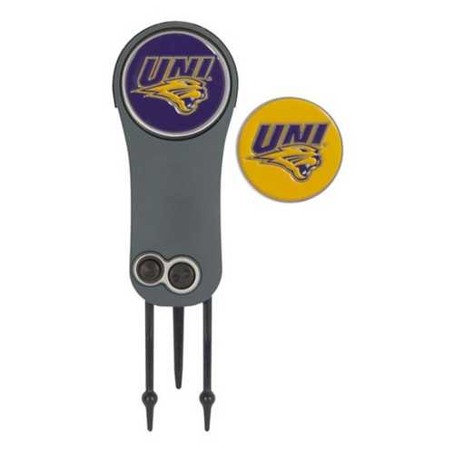 Team Effort Northern Iowa Panthers Switchblade Repair Tool and Markers
