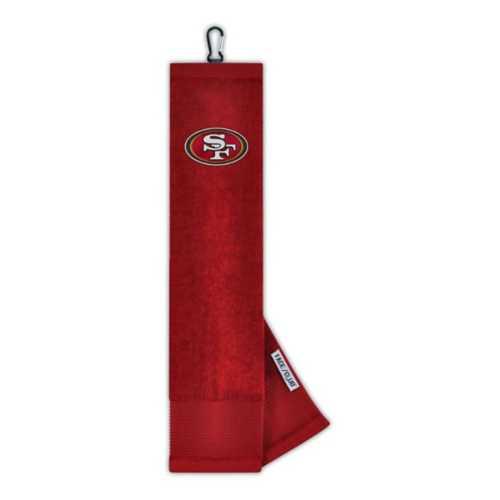 Team Effort San Francisco 49ers Tri-Fold Golf Towel