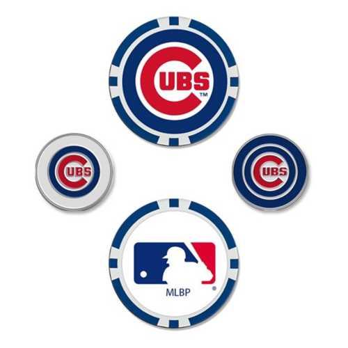 Team Effort Chicago Cubs Ball Marker Set