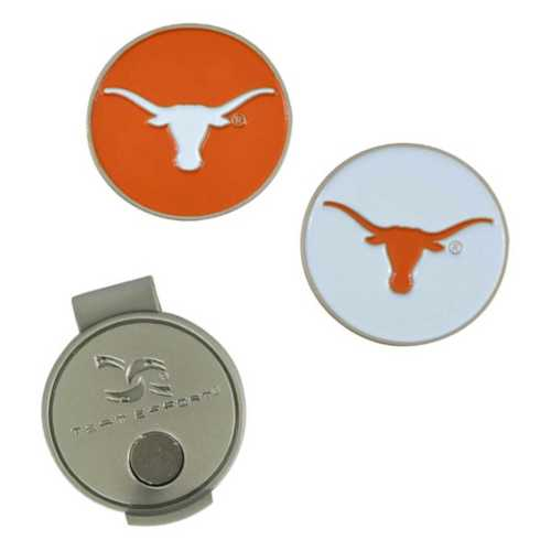 Team Effort Texas Longhorns Hat Clip and Markers