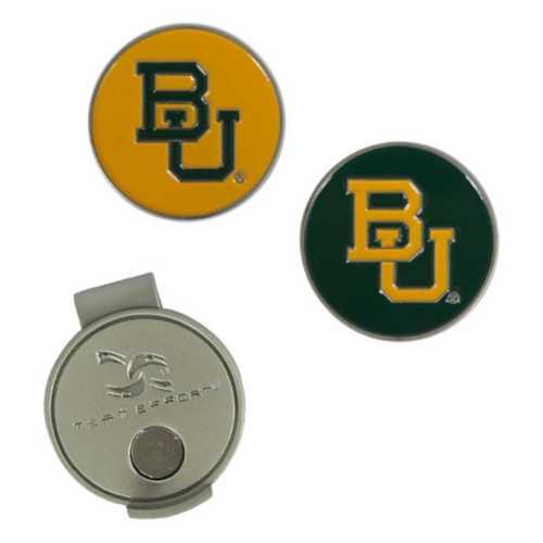 Team Effort Baylor Bears Hat Clip and Markers