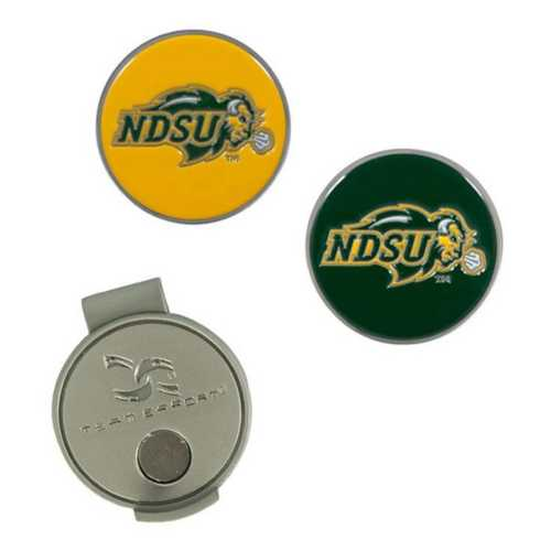 Team Effort North Dakota State Bison Hat Clip and Markers
