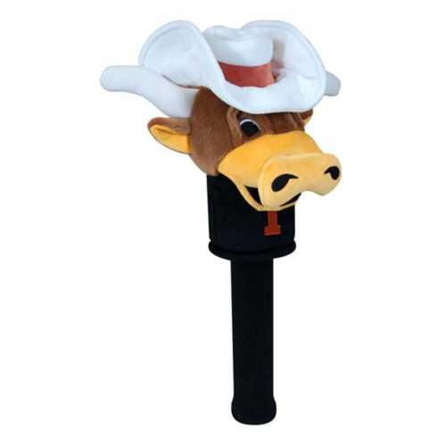 Team Effort Texas Longhorns Mascot with Sock Headcover
