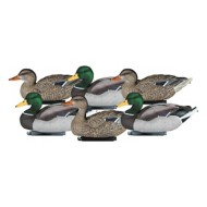 Dakota Decoy X-Treme Packable Mallard Decoys 6-Pack